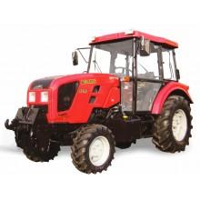 Колесо (шина, резина, покрышка, диск, камера ) МТЗ-921 (Беларус 4х4): размер шин и дисков передних, задних и рекомендуемое давление