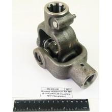 Шарнир карданный АЖ-400 (8 шлиц-круг под шпонку 30мм)