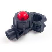 Отсечное хомутового типа 20 мм F=7mm голое GeoLine 8234001