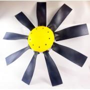ОПВ вентилятор 815 мм Fieni с пластм. лопастями Италия прямой с обгонной муфтой VPL81500005