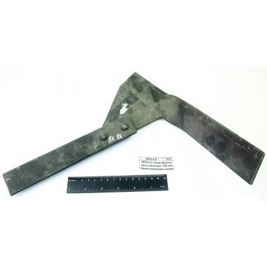 Купить КРН-4,2 лапа-бритва культиватора 120 мм односторонняя левая, КРН-4,2,  Республика Крым