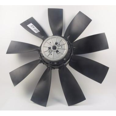 Купить ОПВ вентилятор с обг. муфтой 800 мм с 9 лопастями NY/9P Италия, U13010201R-P,  Республика Крым