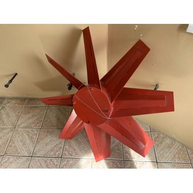 Купить ОПВ вентилятор с 8 металлическими лопастями посадка 8 шл. ОПВ-2000 Украина, 18172, Львовсельмаш Республика Крым