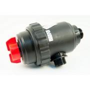 ОПВ, ОПШ фильтр всасывающий GeoLine 8088001 с клапаном без патрубков 180 л/м. 50 mesh
