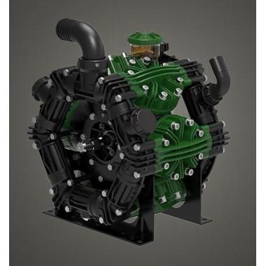 Купить Udor ZETA 400 TS 2C 820000 насос 400.0 l/min 20 bar 20.5 HP • 15.1 kW, ZETA 400 TS 2C 820000, UDOR Республика Крым