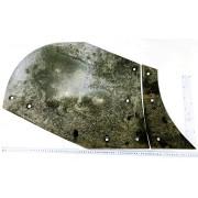 ПЛН-8-40 отвал плуга (грудь отвала+крыло отвала)