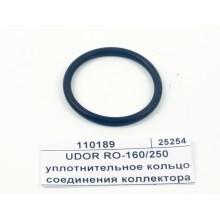 UDOR RO-160/250 уплотнительное кольцо соединения коллектора 110189