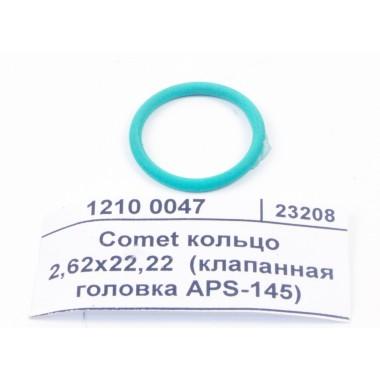 Купить Comet кольцо 2,62x22,22  (клапанная головка APS-145) 1210 0047, 1210 0047,  Республика Крым