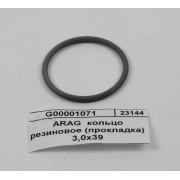 ARAG  кольцо резиновое (прокладка)  3,0х39