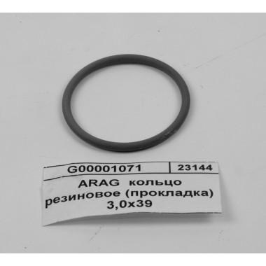 Купить ARAG  кольцо резиновое (прокладка)  3,0х39, G00001071,  Республика Крым