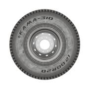 12,00R20 (320х508) Автошина КАМА-310 18PR (камерная без о/л)