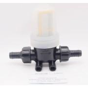 ОПШ фильтр магистральный с коленом 12,5мм Agroplast
