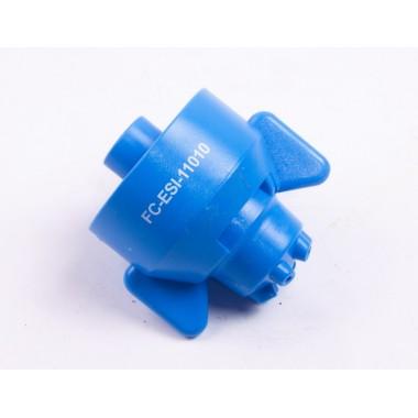 Купить КАС распылитель 10 голубой FC-ESI-11010 сопло для внесения ЖКУ 6-струйное, FC-ESI-11010,  Республика Крым