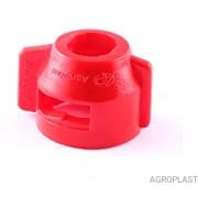 17,5 мм гайка байонетная малая (Колпачок форсунки) отсекающего устройства Agroplast 0-103/07