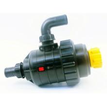 """ОПВ, ОПШ фильтр всасывающий с клапаном 220 л/мин ARAG 3162462 с патрубками d=38 mm G1 1/2"""""""
