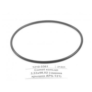 Купить Comet кольцо 3,53x98,02 (задняя крышка APS-121), 1210 0361, Comet Республика Крым