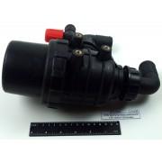 ОПВ, ОПШ фильтр всасывающий Agroplast AP16FSM 120 л/мин в сборе с патрубками 32 мм