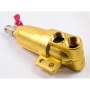 ОПВ фильтр напорный металлический 50 bar 150 л.\мин. G 3/4 F 40 mesh GeoLine 8137007